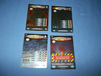Doctor Who Battles In Time Ultmate Monsters Cards Rare No's. 641/643/692/702