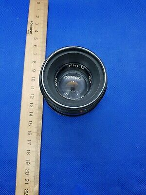 Helios 44-2 58 mm f/2 M42 Boke Lens for Pentax, Zenit 1