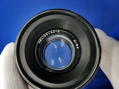 Helios 44-2 58 mm f/2 M42 Boke Lens for Pentax, Zenit 3