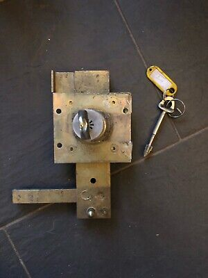 fichet safe lock 2keys