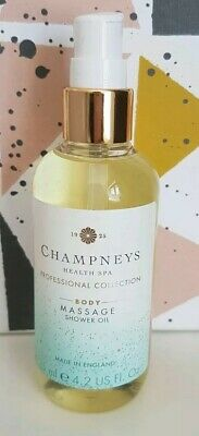 Champneys Professional Collection Body Massage Shower Oil 125ml