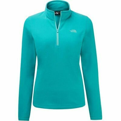 The North Face  Womens Cornice II 1/4 Zip Fleece Medium M - Brand New