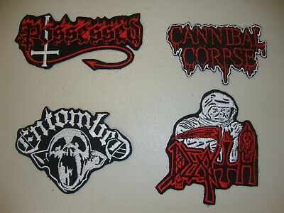 Death Patch,Cannibal Corpse,Deicide,Napalm Death,Sepultura,Possessed,Obituary