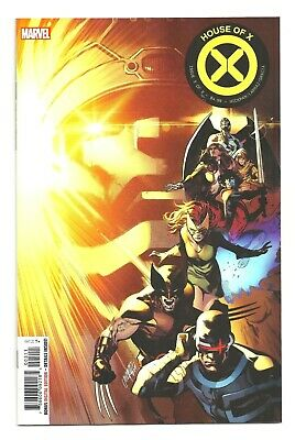 Marvel Comics X-MEN: HOUSE OF X #3 * First Printing