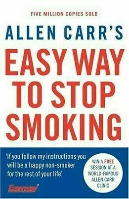 Allen Carr's Easy Way To Stop Smoking By Allen Carr (Pdf Book)