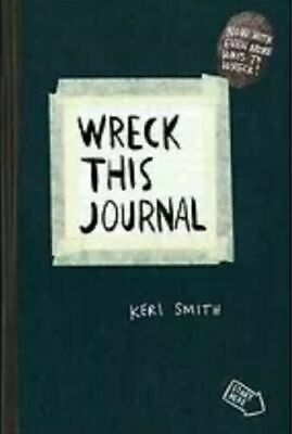 Keri Smith - Wreck this Journal-Penguin UK (P-D-F) 🔥Instant Delivery🔥