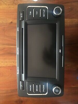 Skoda Bolero Radio 6CD Player with SD slot