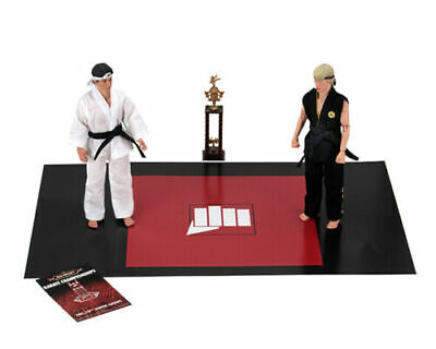 NECA Karate Kid (1984) - Tournament 2 Pack Clothed Action Figures
