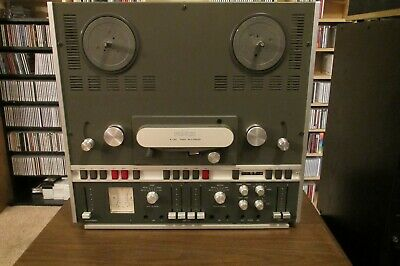 Revox A700 reel to reel 2 track stereo, 3 speed