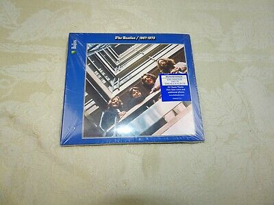 NEW & SEALED The Beatles 1967-1970 Music Audio CD 2010 EMI Records 2 Discs