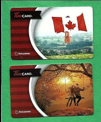 Tim Hortons Canada Flag - Swing Gift Cards No  Value
