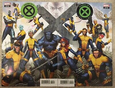 House Of X #4 & Powers Of X #4 Molina Connecting Variant Set See 12 Pics Unread