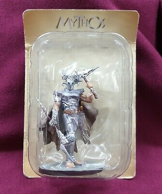 De Agostini Mythos Greek Gods Collection Figure Ares Resin 8 Cm Tall