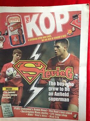 THE KOP The Liverpool FC Newspaper Issue #107 Mar 2004