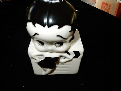 Betty Boop Salt and Pepper Shakers 1995