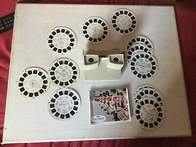 Sawyers Viewmaster With Assorted Slides
