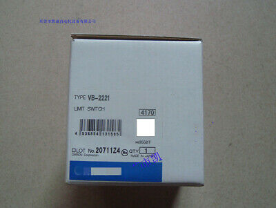 1PCS New for Omron Limit Switch VB-2221 In Box