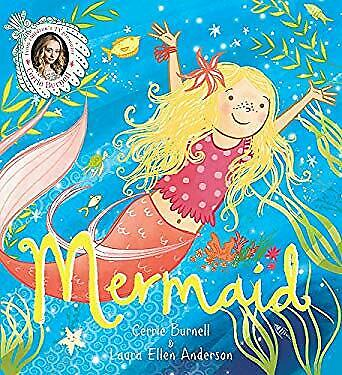 Mermaid by Burnell, Cerrie-ExLibrary