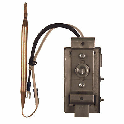 TPI Unit Mount Single Pole Thermostat For Unit Heaters