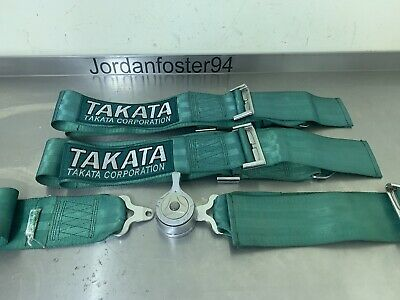 Takata 4 Point Harness