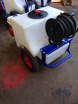 Pressure Washer Petrol Demon Tornado T2 Honda Engine water tank FREE UK DELIVERY