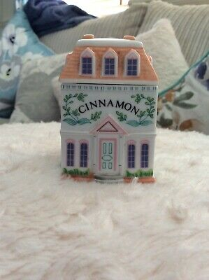 "Brooks & Bentley ""cinnamon"" spice house collectable"