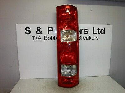Iveco Daily 06-11 OS Driver Side Rear Light 69500044