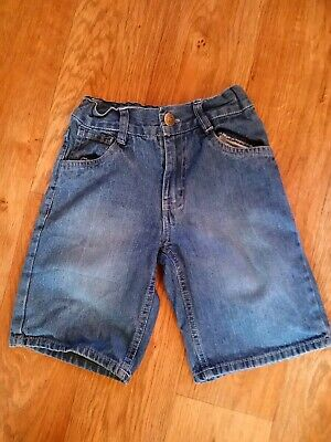 Boys Age 5/6 Beverly Hills Polo Club Cropped Jeans... Free P&P!!