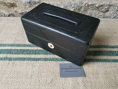 A 19th Century Leather Document Box