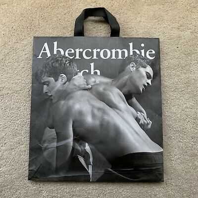 Abercrombie Fitch Retail Ping Bag 6 00 Picclick