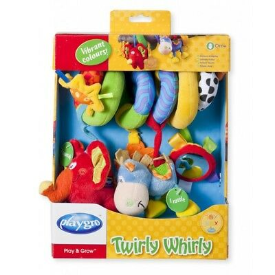 PlayGro Toy Box Twirly Wirly