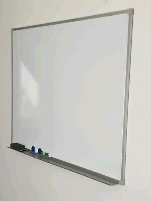 Penrite magnetic whiteboard 120W90H  notice board office business furniture