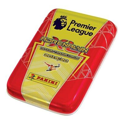 Premier League 2019/2020 Adrenalyn XL Panini Trading Card Pocket Tin