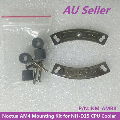 Noctua AMD AM4 AM3 Mounting Kit Bracket for NH-D15 D15S L9x65 CPU Cooler NM-AMB8