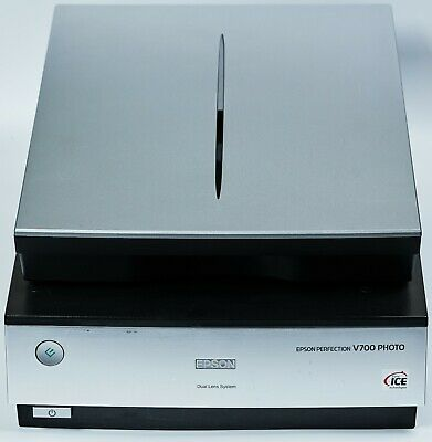 Epson Perfection V700 Photo Dual Lens System Flatbed Scanner