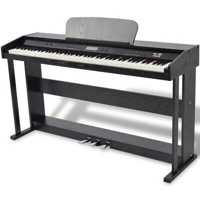 Classic 88 Keys Electronic Digital Music Piano Keyboard 3 Pedals with Stand