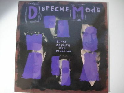 Depeche Mode - Songs Of Faith And Devotion ORIGINAL 1993 LP RUSSIAN Different!
