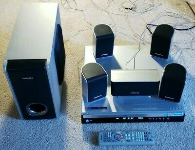 Samsung HT-WP38 5.1 Channel Home Theater System Complete