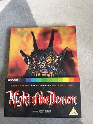 Night Of The Demon Special Edition Blu Ray Indicator