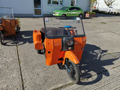 Simson Duo 4/1 1988/89 ? Krause Brandis Robur Wie Schwalbe Piccolo Restauration