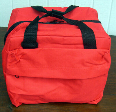 Singer Featherweight 221 Sewing Machine Tote Bag/Case - Red - Soft Side - Padded