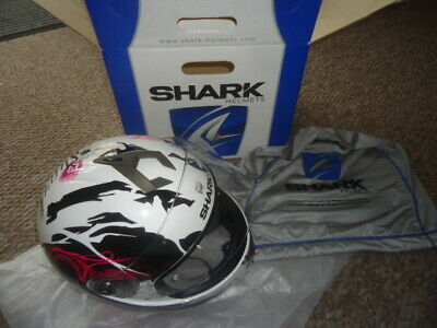 Boxed Unused  Shark Spring Womans Motorbike Helmet Size Small S , Never Used