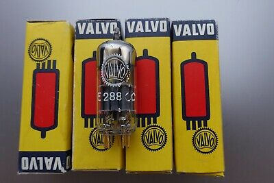 E288CC  VALVO  Goldpins  Röhre tube strong  tested NOS