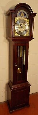 Grandmother Clock- Exc Con/Hermle West Chimes/NATIONWIDE PERSONAL DELIVERIES