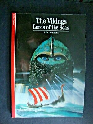 THE VIKINGS Lords of the Seas Norsemen Swords Sailors Adventurers Danes