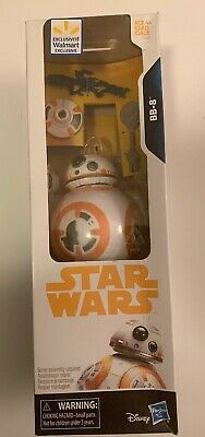 NEW Star Wars Hasbro Disney BB-8 COLLECTIBLE (SEALED) Walmart Exclusive