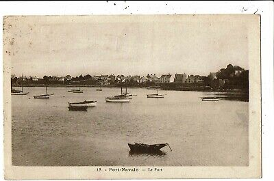 CPA-Carte Postale-France--Port Navalo  VM6762