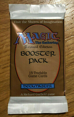 MTG Revised / 3rd Edition Booster Pack