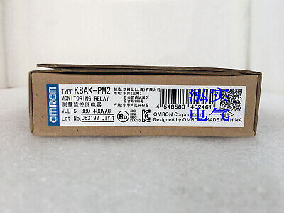 For Omron K8AK-PM2 Relay