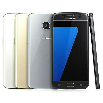 Samsung S7 32GB 5.1 INCH ANDROID UNLOCKED SMARTPHONE 4G SIM LTE VARIOUS COLOURS
